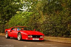 Group B Wannabe (G.R.Bispo) Tags: b red london group ferrari turbo gto gt supercar v8 288 308 bispo gonalo hypercar gonas
