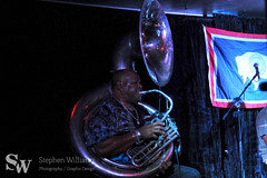 dirty_dozen_08 (StephenWilliDesigns) Tags: livemusic jazz concerts brass grandteton dirtydozenbrassband jacksonholewyoming townsquaretavern 307live