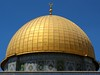 dome of the rock (temple mount, jerusalem, israel)