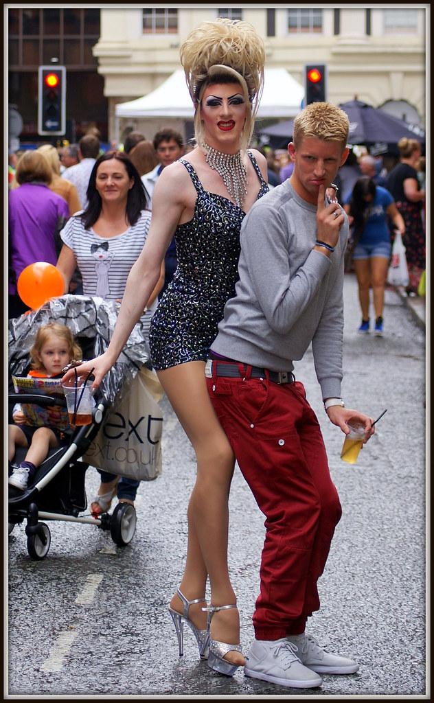 Merseyside gay life