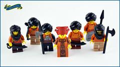 Baroness Nuta (Magnus the Great) Tags: lego minifig minifigs bf cutlass minifigure minifigures recurvebow brickforge customcrazy smallaxehead