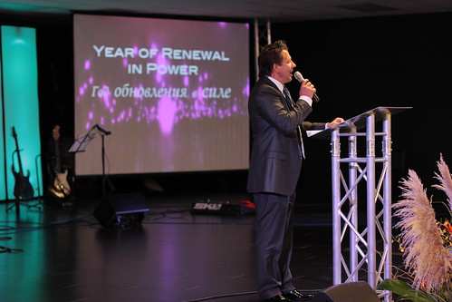 Pastor Victor With Rhema for 2012