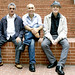Jaume Bernadet (Director Comediants), Enrico Onofri (Director Orquestra), Jordi Cos (President Orquestra Simfònica Vallès)
