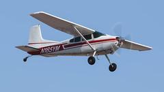 Cessna A185F Skywagon N185YM (ChrisK48) Tags: 185 1977 airplane cessnaa185f n185ym phoenixdeervalleyairport kdvt dvt phoenixaz aircraft skywagon