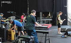 Soundcheck for Buddy Guy concert at Umbria Jazz 2016 (Reference Laboratory) Tags: stage jazz laboratory soundcheck umbria buddyguy cabling umbriajazz cavi arenasantagiuliana quinnsullivan cavireference referencecable uj16 umbriajazz16 cableaggio 2016reference