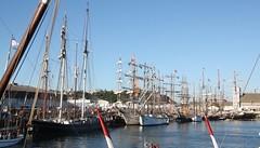 Brest 2016 (EricFromPlab) Tags: bretagne finistre brest brittany breizh boat sailboat segelboot velero bateau voilier schiff barco