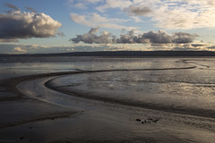 River Dee Tidal Mudflats (David Chennell - DavidC.Photography) Tags: riverdee mudflats tidal wales northwales westkirby wirral merseyside