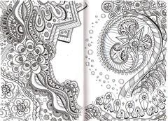 Tangle 228 (kraai65) Tags: zentangle doodle doodleart zendoodle drawing art zia