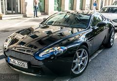 Aston Martin V8 Vantage Coup (lavilyse) Tags: v8vantagecoupe v8vantage astonmartin astonmartinvantage v8vantagevolante v12vantage vantagevolante astonmartinvantagevolante rare specialedition