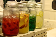fresh fruit (Namast Mari) Tags: fruit frutta fresca limone fragola strawberry lemon pesca peach mint water acqua eau glass ghiaccio ice vetro drink bibite boire fresh