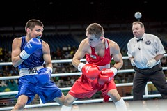 Rio 2016 Olympic Games - Day 3 (aiba.boxing) Tags: rio2016 boxing boxerio2016 olympic olympicgames rio trainingsession training aiba international association athlete