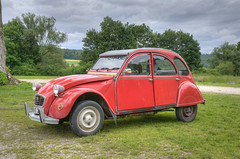 Citron 2CV (Runemaker) Tags: citron 2cv deuxchevaux wagen car auto automobile pkw voiture french