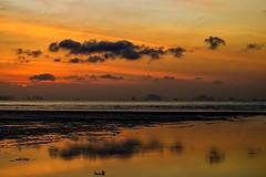 Memories of Yao Yai (yarin.asanth) Tags: thai travel ferry islands island yarinasanth gerdkozik peace calm silence sea view red yellow winter february yaoyaiislands sunrise thailand