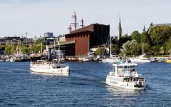 (Robert Hrlin) Tags: ssstorskr 1908 djurgrden8 1977 djurgrdsfrja vasamuseet djurgrden stockholm sverige sweden waxholmsbolaget ngbt skrgrdsbt steamboat
