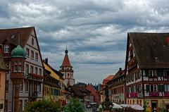 Gengenbach (dirkschermuly) Tags: gengenbach schwarzwald fachwerk kleinstadt altstadt nikon nikond7100 dxo wolken clouds outdoor himmel sky blackforest