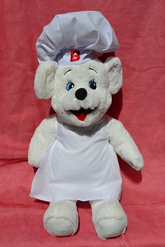 Bimbo Bakery Teddy Bear