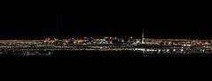 Sin City (APGougePhotography) Tags: nevada las vegas night lights dark strip nikon desert d800 nikond800 adobe lightroom
