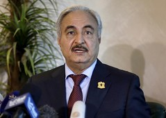 Libyan commander's seizure of oil ports dangers new battle (majjed2008) Tags: commanders conflict libyan ports risks seizure