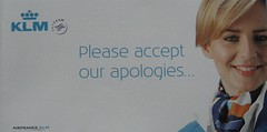 Travel discount certificate KLM (Sasha India) Tags: klm document coupon amenitycoupon traveldiscountcertificate discountcertificate certificate discount      documento cupom certificado desconto cupn descuento                                     airfrance