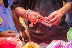 || C O L O U R S || (shahbaj badhon) Tags: colourse seller holi