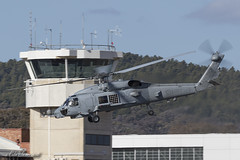 MH-60R Seahawk (Col Turner) Tags: australian navy ran tiger romeo seahawk sikorsky lockheed martin canberra yscb airport aviation avgeek