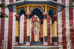 Madurai | Tamil Nadu (chamorojas) Tags: 60d chamorojas albertorojas gandhi india madurai tamilnadu