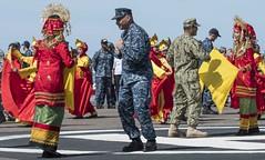 160822-N-CV785-374 (U.S. Pacific Fleet) Tags: pacificpartnership16 usnsmercytah19 pp16 usnsmercy partnershipsmatter pacificpartnership jointoperations navy usn pacificpartnership2016 indonesia padang