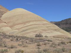 042-09 2007 USA Tour, Oregon, John Day Fossil Beds, Painted Hills Unit (Aristotle13) Tags: 2007 usa tour oregon paintedhills