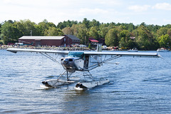 Private Dream Aircraft Tundra N133WV (jbp274) Tags: greenville greenvilleseaplaneflyin 52b flyin mooseheadlake airplanes seaplane floatplane homebuilt dreamaircraft tundra lake water