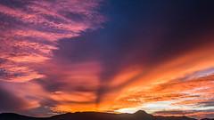 Sunset (rflexit) Tags: asia cambodia south kampot sunset sun sky colorful
