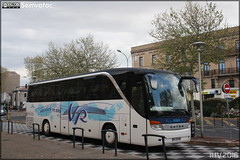 Setra S 415 HD - Voyages Rubio (Semvatac) Tags: semvatac photo bus tramway mtro transportencommun setra s415hd ak733xw voyagesrubio narbonne aude