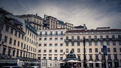 Lisbon Blues (Gilderic Photography) Tags: lisbon lisboa lisbonne portugal city ville cinematic cinema canon 500d gilderic