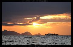 BANGMAKHAM10F (Catzilla007) Tags: sunset beach bangmakham kohsamui samui suratthani thailand landscape seascape fujifilmxpro1 xf55200mmf3548r