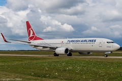 Turkish Airlines TC-JHO (U. Heinze) Tags: aircraft airlines airways haj hannoverlangenhagenairporthaj eddv planespotting nikon d610 nikon28300mm