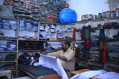 School Uniform Shop (muhammadabdullah_k) Tags: rawalpindi pakistan interest free loans microfinance entrepreneurship pakhtoon ordinary people small business akhuwat school uniform