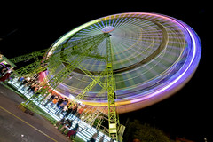 Feria (Francisco Esteve Herrero) Tags: feriadealbacete feria 2016 albacete franciscoesteveherrero pacoesteveherrero nikond5300 nocturna noria noriadealbacete