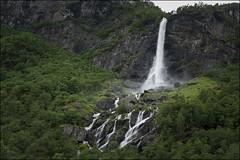 Flam (Jose Cantorna) Tags: cascada waterfall agua paisaje noruega norway nikon d610 flam