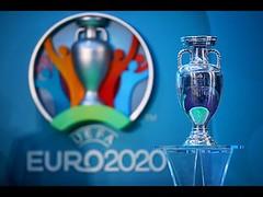 Aleksander Ceferin unveils EURO 2020 logo (WorldIsOneNews) Tags: aleksander ceferin unveils euro 2020 logo