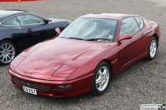 1996 Ferrari 456 GT (cerbera15) Tags: silverstone classic 2016 ferrari 456 gt 456gt