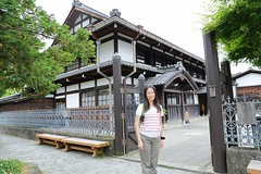 IMG_4552A (Ethene Lin) Tags: 日本 岐阜縣 高山市 古蹟 老街 高山市政記念館 木造建築