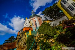 Portmeirion2016.09.16-198 (Robert Mann MA Photography) Tags: portmeirion gwynedd northwales snowdoniamountainsandcoast villages village tourism touristattractions attractions penrhyndeudraeth 2016 autumn friday 16thseptember2016 theprisoner thevillage architecture building buildings seaside