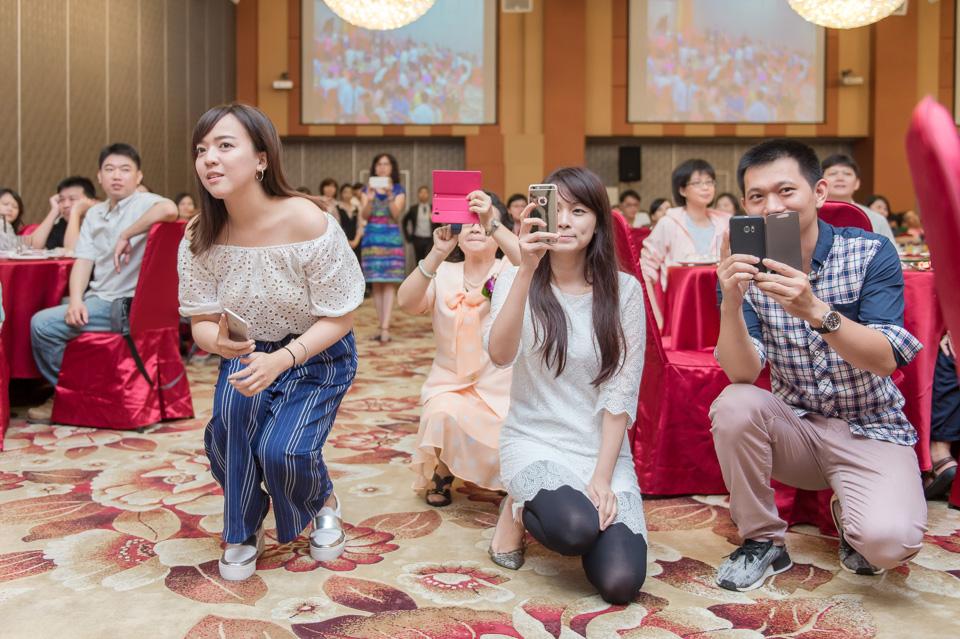 台南婚攝 情定婚宴城堡永康館 婚禮紀錄 C & V 118