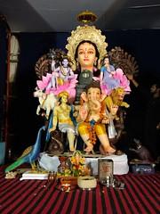 Shri Dham Ka Raja (rajeshsinghlodhi) Tags: shridhamkarajaganeshutsavsamitinewbusstandgotegaon shridham shri dham ka raja ganesh gotegaon
