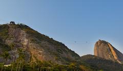 Urca e Po de Acar (crismdl) Tags: urca podeaucar bondinho rio rj riodejaneiro errejota teleferico sunset prdosol pordosol praiavermelha brasil brsil brazil