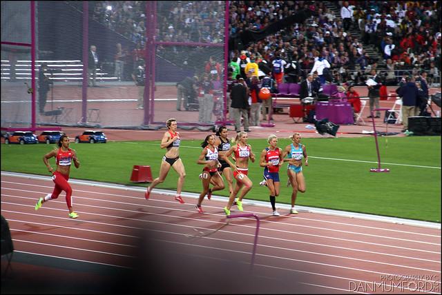Louise Hazel, Women's Heptathlon