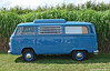 Schloss Dyck Classic Days - VW Bus