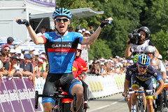 Andrew Talansky - Tour de l'Ain, stage 4 (Team Garmin-Sharp) Tags: win lain 2012 talansky
