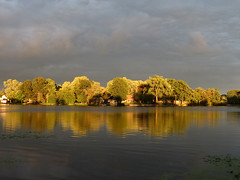 Golden Glow (deu49097) Tags: sunset lake