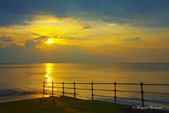 Sunset (margaret.woodward) Tags: lighthouse liverpool mersey newbrighton merseyside wirrall perchrock margaretwoodward