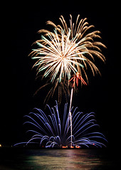 Fireworks Abound